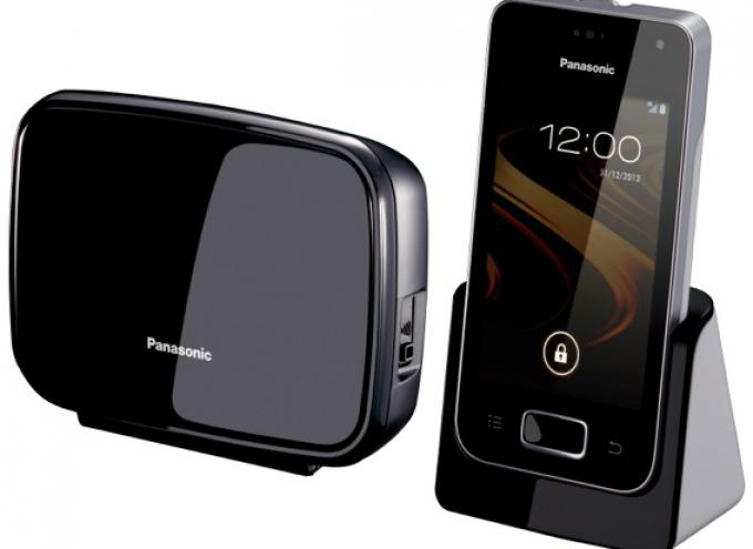 Panasonic: Ecco il nuovo Telefono Cordless Digitale