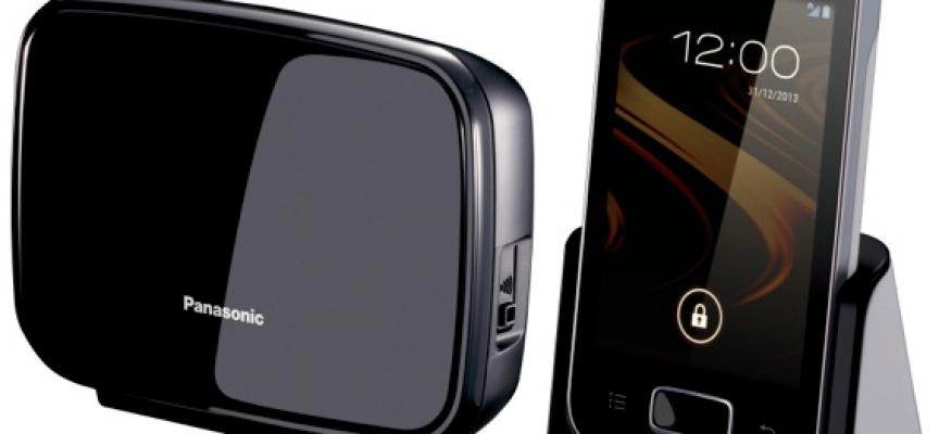 Panasonic ecco il nuovo telefono cordless digitale - Cordless di design ...