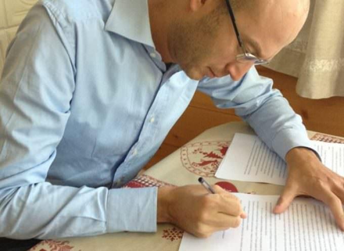 Andrea Franceschi, Sindaco di Cortina in esilio (aggiorn.25/10/2013: perquisito e indagato addetto stampa Vesentini)