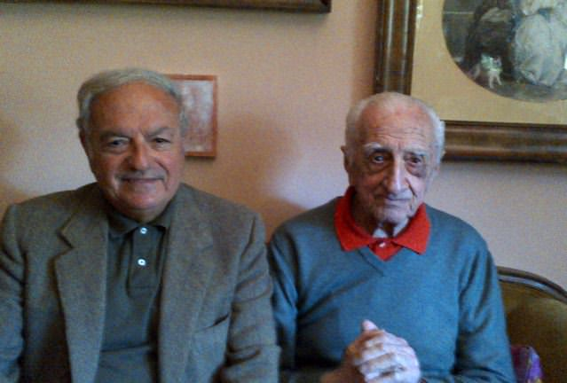 Luigi Caccia Dominioni compie 100 anni: Auguri!