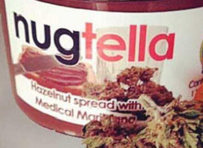 Nugtella: dalla California, la crema con nocciole e marijuana
