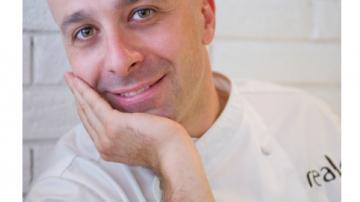 Niko Romito vince il Trofeo Galvanina come chef dell'anno 2013