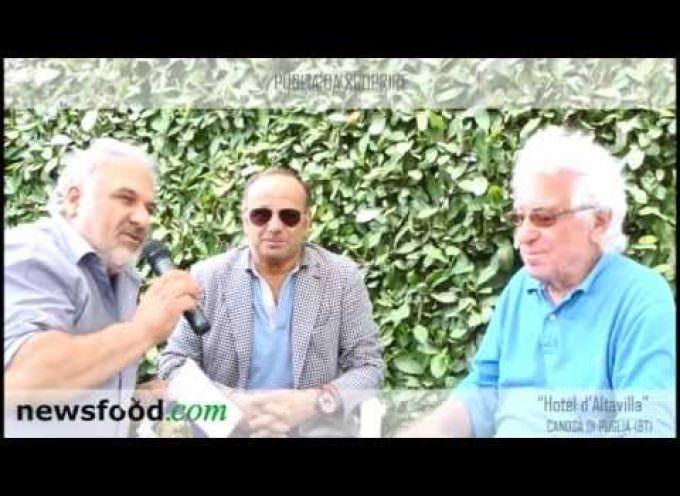 Hotel D'Altavilla Canosa di Puglia – Felice Messina con Cino Tortorella