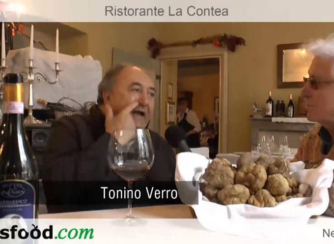 La Contea di Neive: i Tartufi di Tonino Verro, con Cino Tortorella (video)