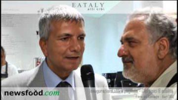 Nichi Vendola, inaugurazione di Eataly a Bari (video)