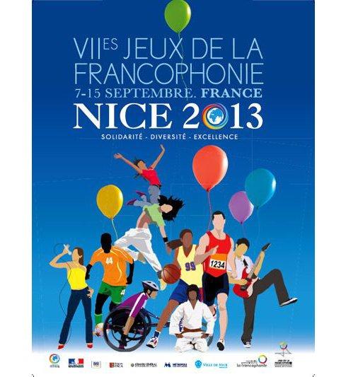 Nizza capitale della settima edizione dei Giochi Francofoni
