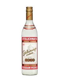 Vodka, boicottaggio per colpire Putin