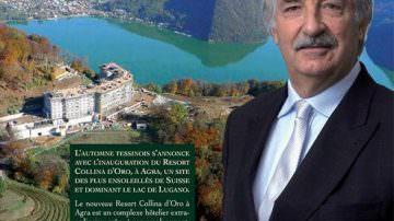 Resort Collina d'Oro, Lago di Lugano: Sole, luce, relax