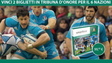 SMARTBOX®2013: I nuovi cofanetti all'insegna dello sport e della buona cucina italiana