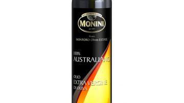 Monini presenta l'olio extra vergine 100% Australiano