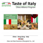 Made in Italy in Cina: Nasce Taste of Italy Alliance Buying Team