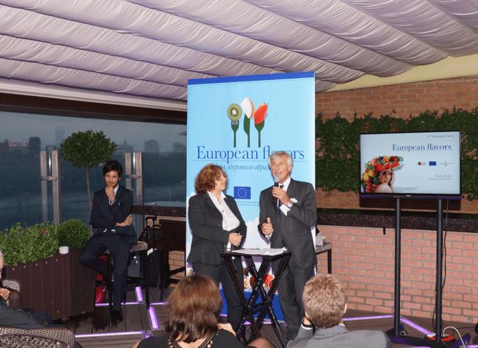 World Food Moscow: Ottimi risultati di partecipazione allo stand organizzato da CSO per il Progetto Sapori d'Europa