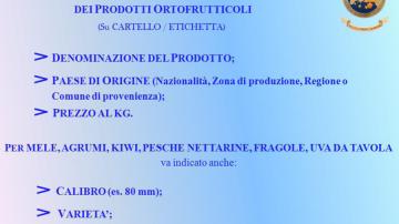 I Nuclei Antifrodi Carabinieri a MACFRUT