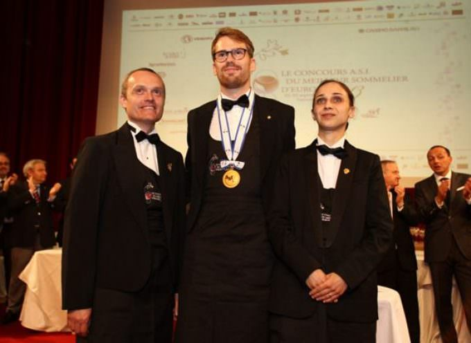 Who is Arvid Rosengren, ASI Best Sommelier of Europe 2013. He writes to Newsfood.com (english/Italian text)