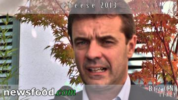 Cheese 2013: Roberto Cota e Cino Tortorella (Video)