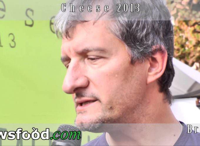 Roberto Burdese: su Cheese 2013 e Carlin Petrini, (Video)