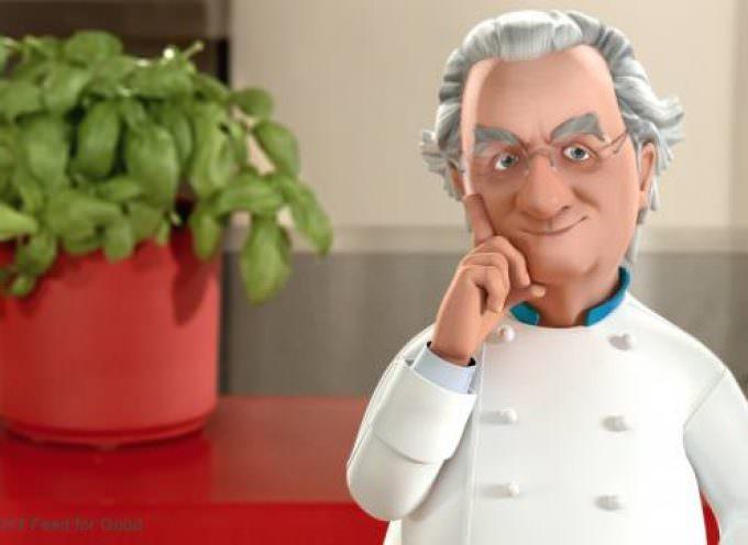 """Gualtiero Marchesi diventa un avatar 3D in """"Feed for good' – Portale del food x Expo2015"""