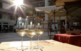 """Annata """"Soave"""" per il vino"""