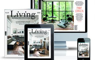 RCS presenta LIVING: l'Interiors Magazine di Corriere della Sera