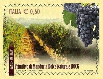 Vino, il Made in Italy arriva sulle poste italiane