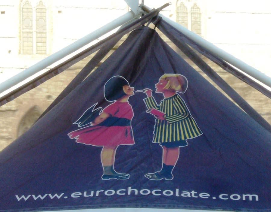 Eurochocolate Perugia 2013