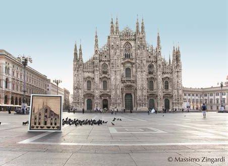 Milano: Inaugurazione del Grande Museo del Duomo e del riallestimento dell'Archivio della Veneranda Fabbrica