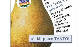 Facebook: Grande concorso di cucina dedicato alla pera Abate Fetel Igp dell'Emilia Romagna