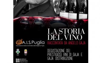 Angelo Gaja ospite di una giornata dedicata alla diffusione della Cultura del Vino