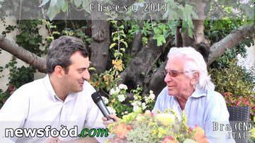 Mario Calabresi, Direttore La Stampa, e Cino Tortorella a Cheese 2013 (Video)