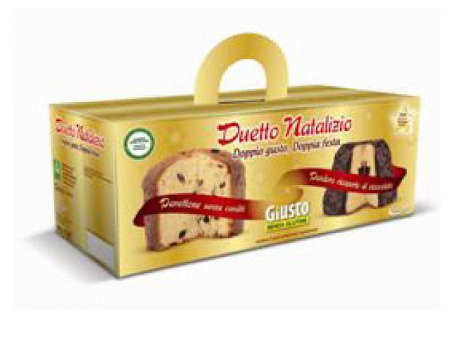 Giusto Senza Glutine e Giusto senza Zuccheri Aggiunti di Giuliani