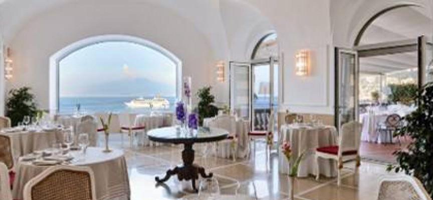 Sorrento stella michelin al ristorante terrazza bosquet for Terrazza vittoria sorrento