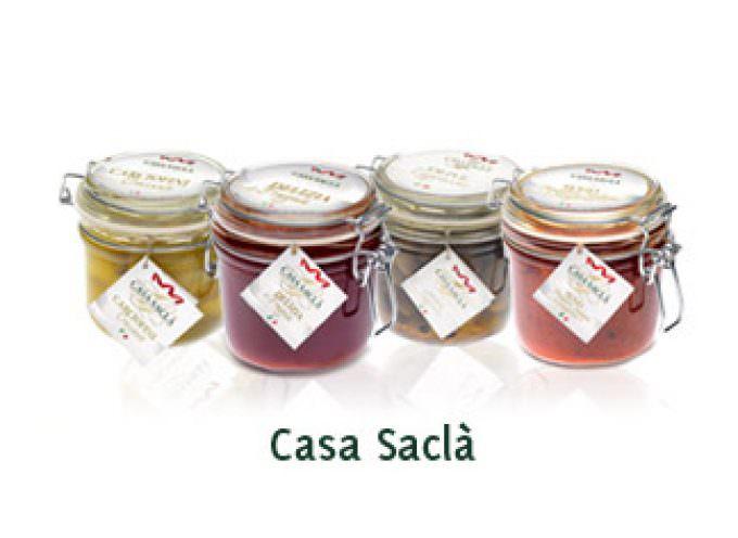 Casa Saclà: La nuova esclusiva linea di prodotti Premium firmati Saclà