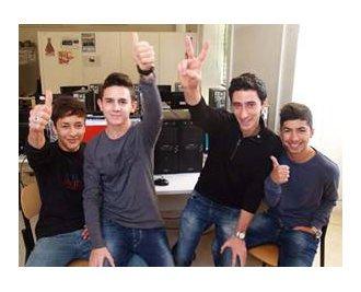 """Concorso """"A scuola d'Impresa"""": 4 studenti del Galilei-Costa si portano a casa il 1° premio"""