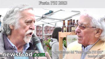 Massimo Biagi Collezionista di piante di peperoncino a Camaiore per PIC 2013 (Video sottotitolato)