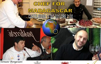 Chef for Madagascar, la cena di solidarietà preparata da tre grandi chef
