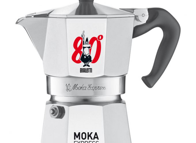 Moka Express Bialetti: 80 anni di caffè in mostra a Milano