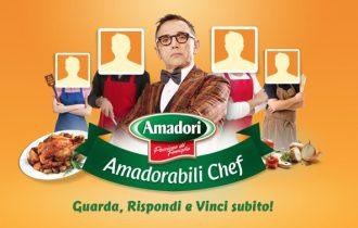 Il pollo Amadori protagonista a MasterChef
