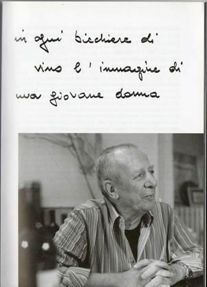 Rocco Lettieri: In ricordo di Luigi Veronelli, il Maestro di noi tutti