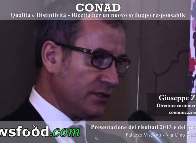 Giuseppe Zuliani, Direttore Marketing e Comunicazione di CONAD (Video)