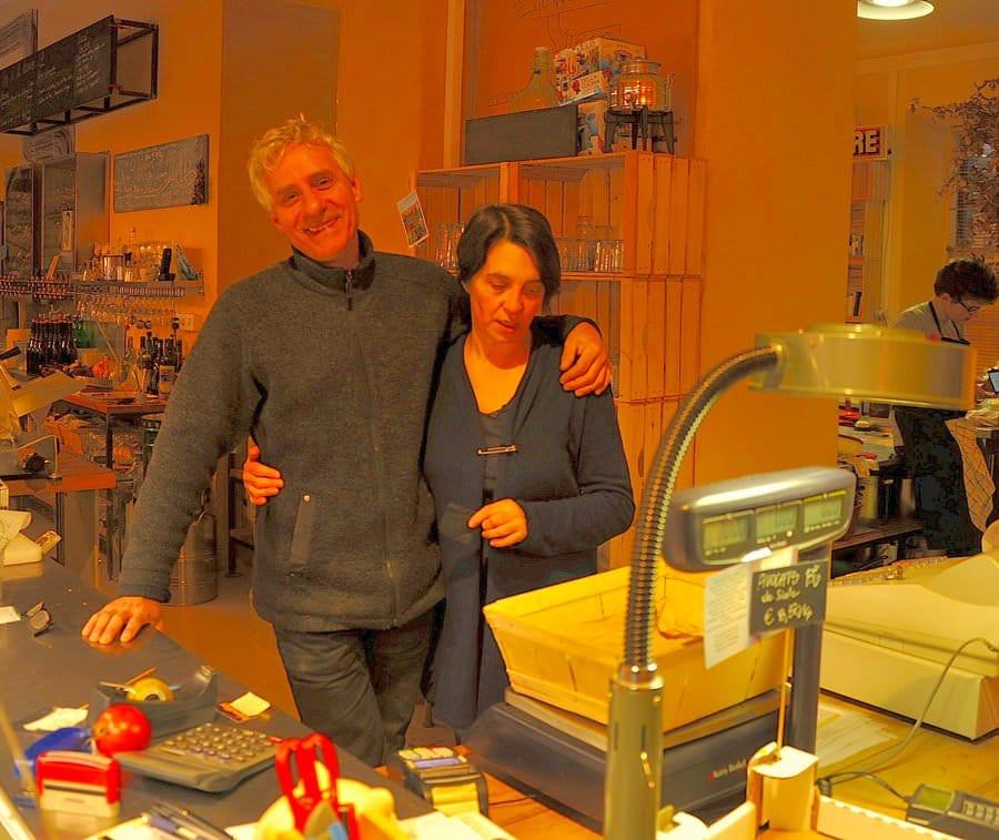 O' Quotidien, un ristorante bio italiano a Nizza