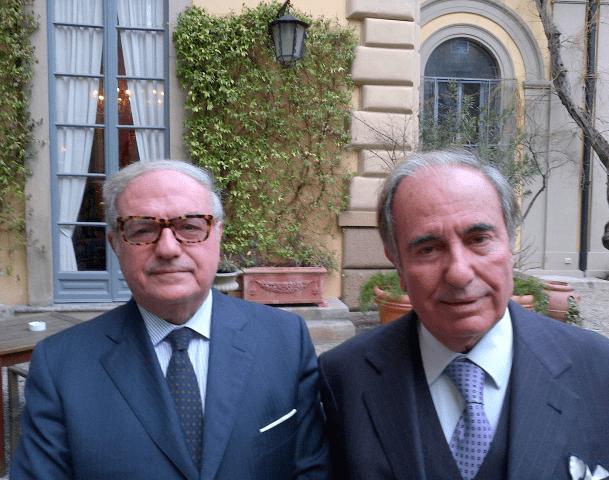 """Presentazione del libro di Riccardo Riccardi """"Gli Spilli del Banchiere"""""""
