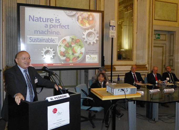 "Università di Milano: Convegno ""Nature is a perfect machine. Sustainable"""