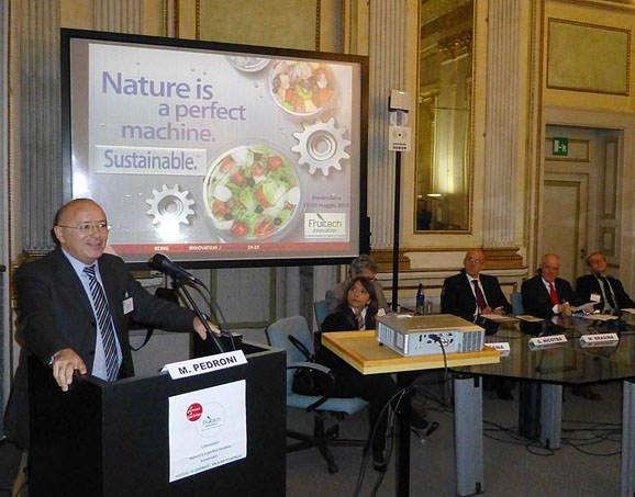 """Università di Milano: Convegno """"Nature is a perfect machine. Sustainable"""""""