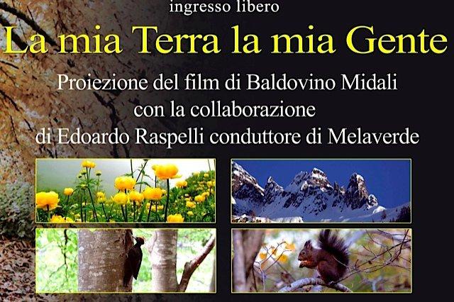 """La mia Terra, la mia Gente"" di Baldovino Midali, ""raccontato"" da Edoardo Raspelli"