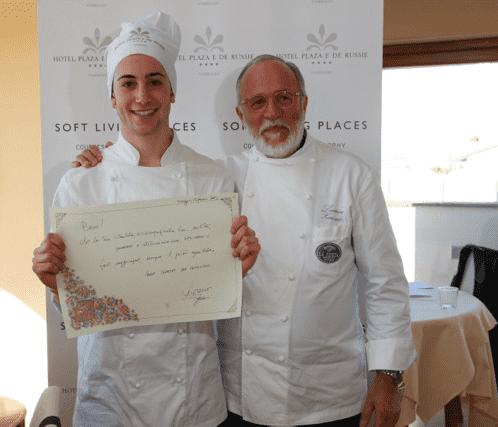 """Degustazione """"orizzontale"""" del cacciucco: Il vincitore è Nicolò Pezzoli"""