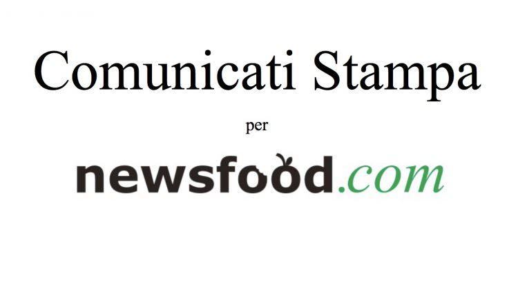 Comunicati stampa per Newsfood.com