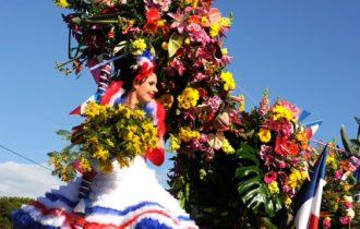Carnevale di Nizza 2017 e Battaglia dei Fiori: Energia e Sirenette
