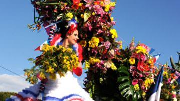Il 130° Carnevale di Nizza è all'insegna della gastronomia