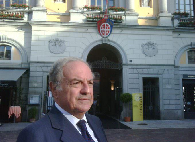 """24 febbraio 2014, Palazzo dei Congressi di Lugano: Tavola rotonda """"Il federalismo di Carlo Cattaneo fonte di progresso"""""""