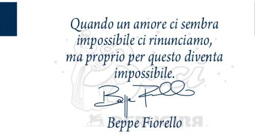 """Beppe Fiorello, """"Autografi d'Amore"""""""